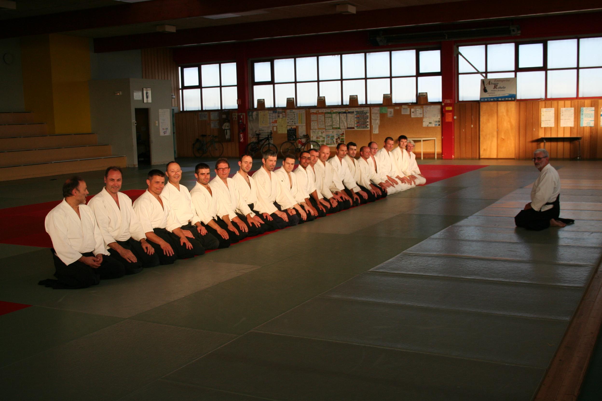 Aikido Salle De Bain ~ site officiel de la f d ration fran aise d a kido et de budo